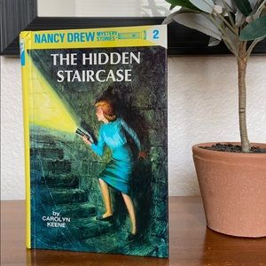 Nancy Drew • The Hidden Staircase • Hardcover